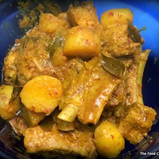 Curry Pork Ribs Recipes.