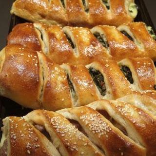 Stromboli - Baked Sandwich