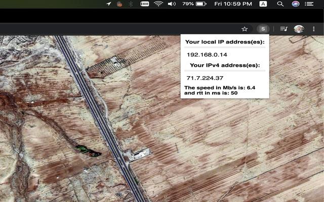 IP & Downlink Utility