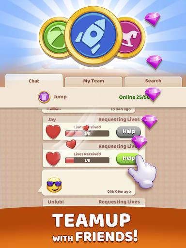 Fun Town: Build theme parks & play match 3 games screenshots 13