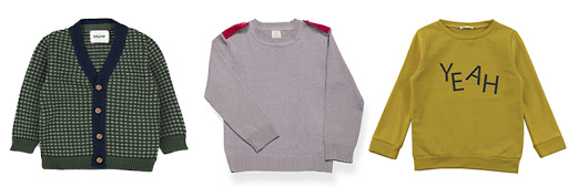 dressing de mi-saison Maille ou sweat