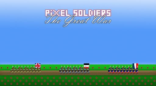 Pixel Soldiers: The Great War apkmartins screenshots 1