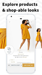 App AJIO Online Shopping - Handpicked Curated Fashion APK for Windows Phone