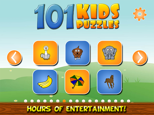 101 Kids Puzzles android2mod screenshots 8