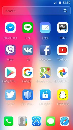 NEW Theme for Phone X 1.1.6 Screenshots 8