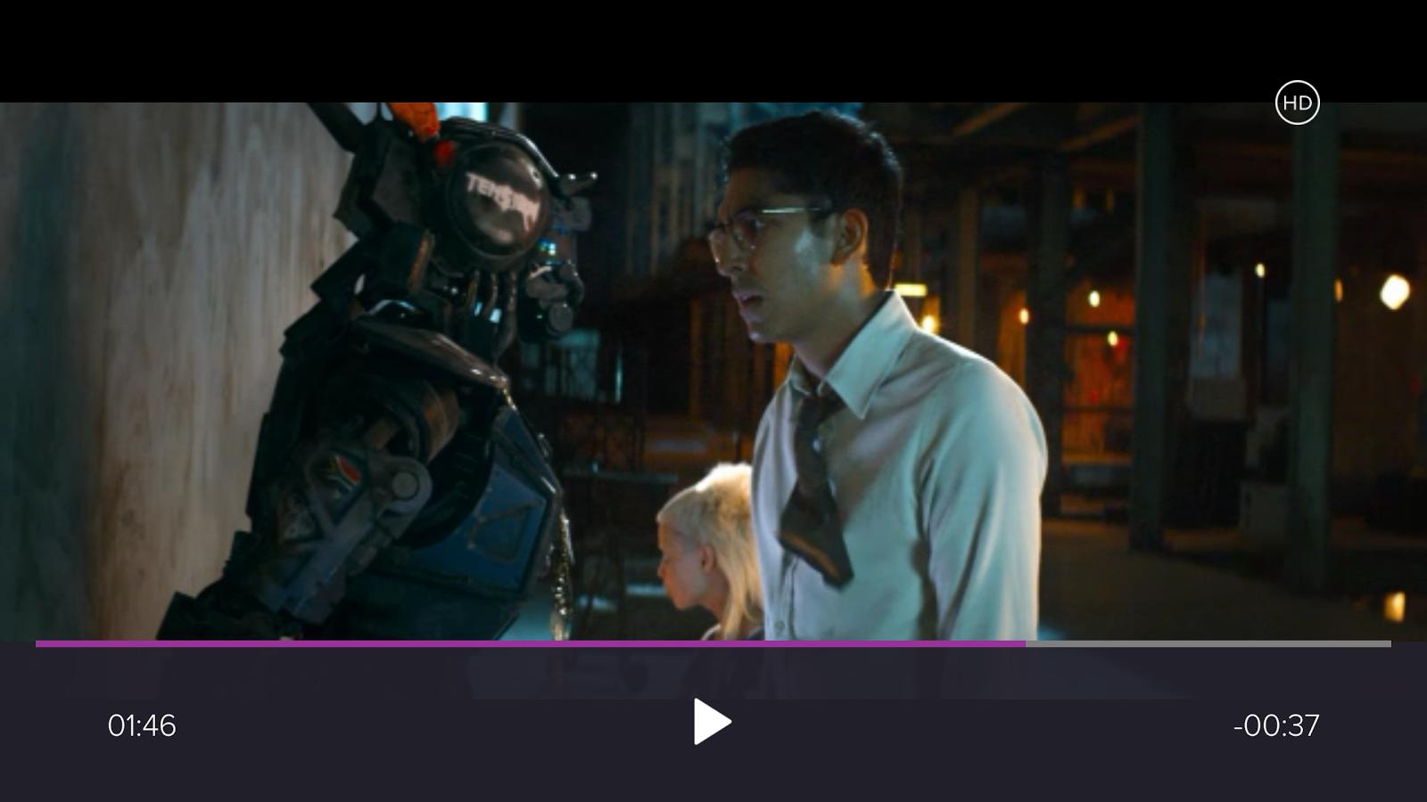 M-GO Movies + TV - screenshot
