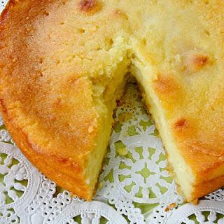 Sticky Lemon Cake