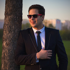 Wedding photographer Maksim Usov (musovphoto). Photo of 17.11.2015