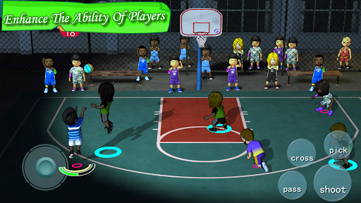 Street Basketball Association 3.1.6 screenshots 4