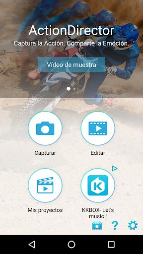 Editor de Video ActionDirector screenshot 1