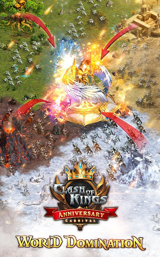 Clash of Kings : Newly Presented Knight System filehippodl screenshot 5