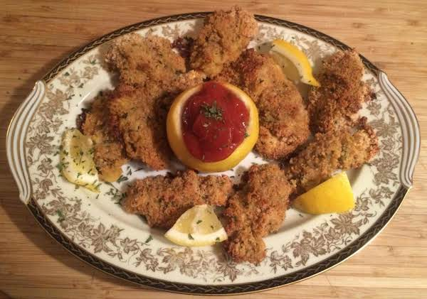 Un-fried,  Oysters!