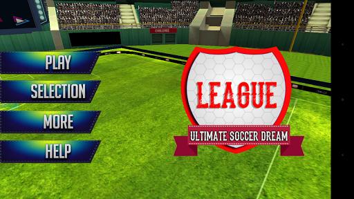 League Ultimate Soccer Dream 1.0 screenshots 2