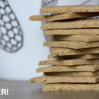 Gluten Free Crackers with Liver {Dairy Free, Nut Free, Egg Free} Recipe