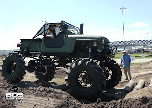 Photo: Jeep Beach 2013 BDS Suspension