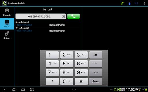 玩免費通訊APP|下載OpenScape Mobile app不用錢|硬是要APP