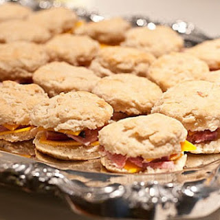 Southern Ham Biscuits