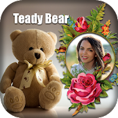 Teddy Bear Photo Frame 2017 - Teddy Photo Editor