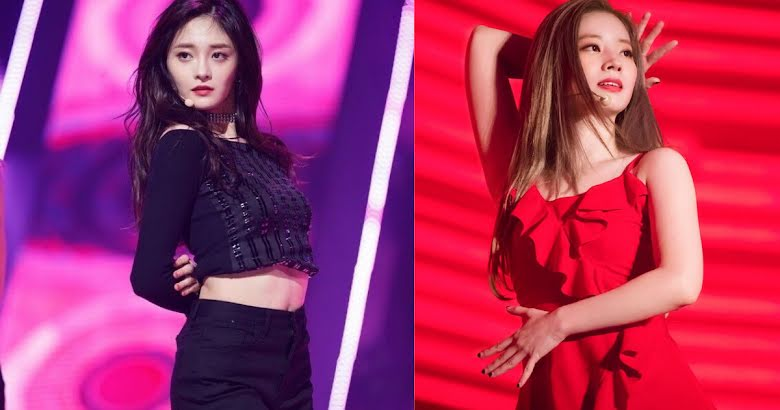Here Are 10 Beautiful And Super Talented Female Idols Born In 1998 Koreaboo