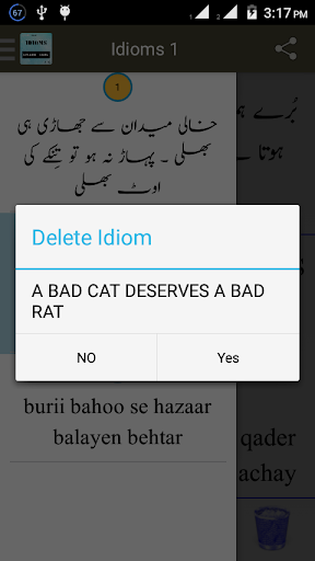 Download Urdu English Idioms Google Play softwares - aRerIfOBAfqQ