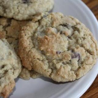 Butterscotch Oatmeal Cookies.
