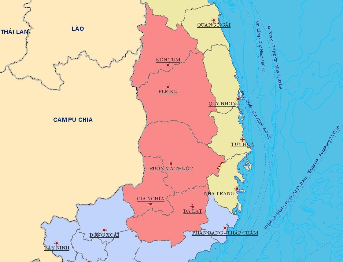 Viện Nhan Quyền Việt Nam Song Ngoi Miền Cao Nguyen Việt Nam