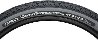 Surly ExtraTerrestrial Tire - 27.5 x 2.5, Tubeless, Black/Slate, 60tpi alternate image 1