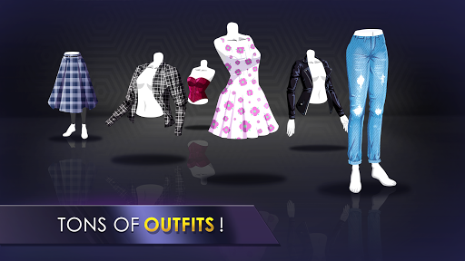 Fashion Fever - Dress Up, Styling and Supermodels 1.2.1 screenshots 3