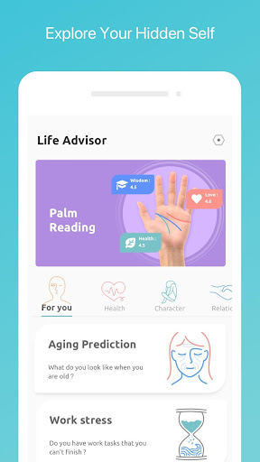 Life Advisor screenshot 3