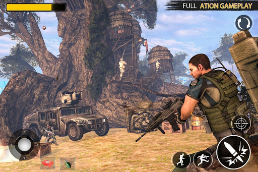 Mountain Assault Shooting Arena  screenshots EasyGameCheats.pro 5