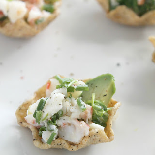 Lobster Avocado Bites Recipe