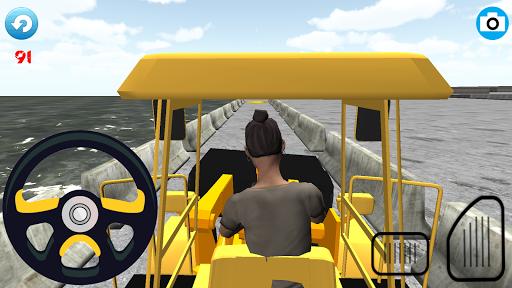 Kepçe Dozer Simülasyonu 3D