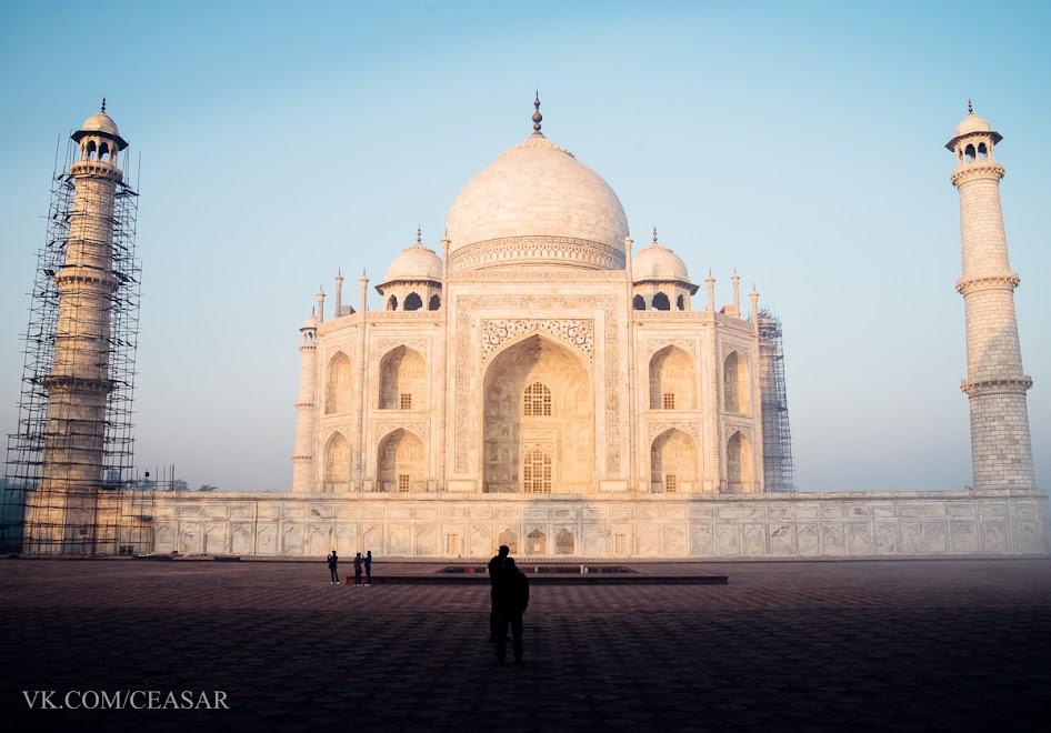Taj-Mahal, Агра