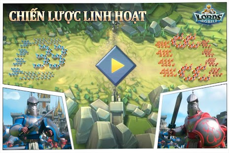 Tải Lords Mobile APK