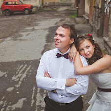 Wedding photographer Aleksandr Kachmala (Kachinsky). Photo of 27.03.2013