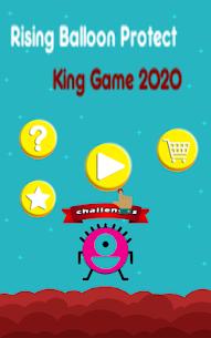 Rising Up Protect Balloon King Game 2020 2