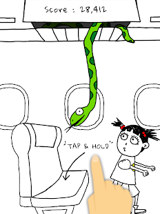 Snake on a Plane: Python Infiltrate Airplane- screenshot thumbnail
