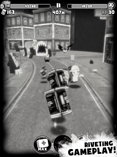 Bendy in Nightmare Run - screenshot