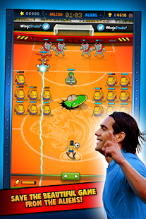 Falcao vs Aliens- screenshot thumbnail