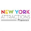 New York Attractions Planner icon