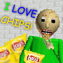 Scary Mad Math Teacher Loves Chips & Snacks Mod icon