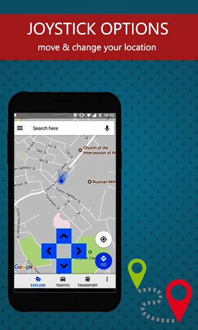Gps Fake Location Changer - Mock Location APK Download - Apkindo co id