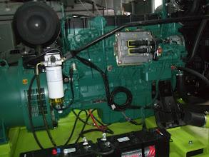 Photo: Generator Volvo 275 kva, Rezervele de Stat, Sinca