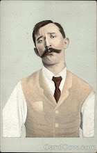 Photo: Man with mustache