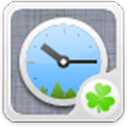 GO Clock Widget icon