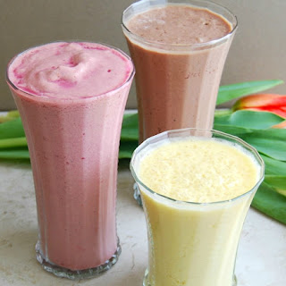 Healthy Delicious Smoothies - Get Your Fruit and Veggies On