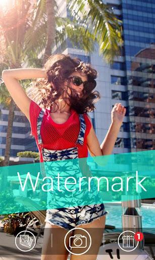 Add Watermark For Instagram