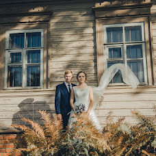 Wedding photographer Natalya Fayzullaeva (Natsmol). Photo of 07.10.2018