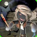 Scary Granny Stickman Neighbor House Horror Game icon