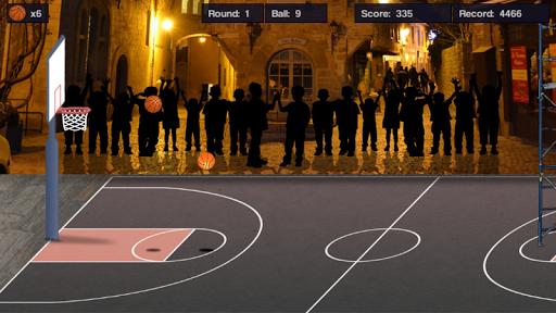 Basketball Street Simple